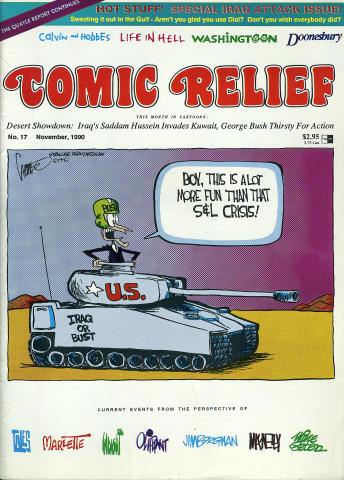 Comic Relief Vol. 2 No. 17