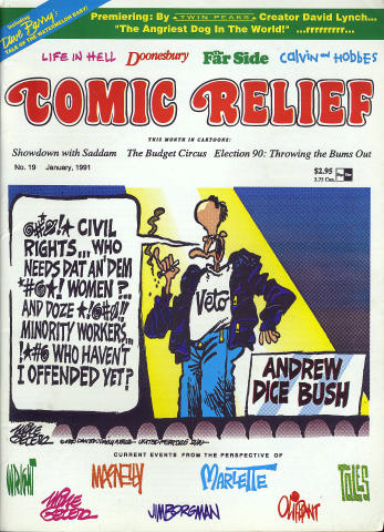 Comic Relief Vol. 3 No. 19