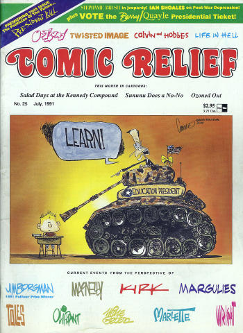 Comic Relief Vol. 3 No. 25