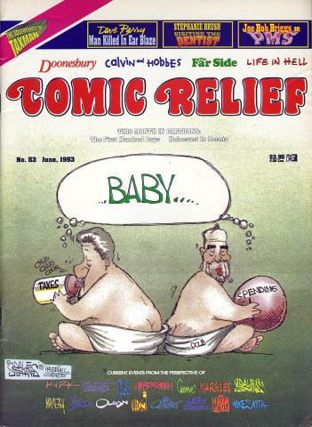 Comic Relief Vol. 5 No. 53