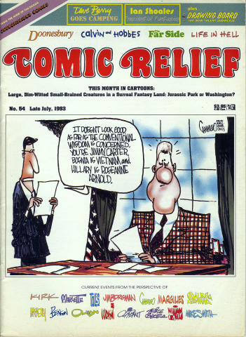 Comic Relief Vol. 5 No. 54