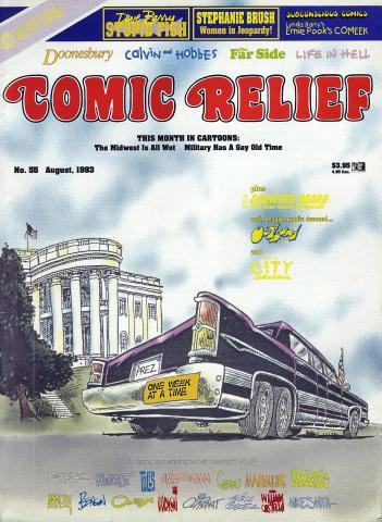 Comic Relief Vol. 5 No. 55