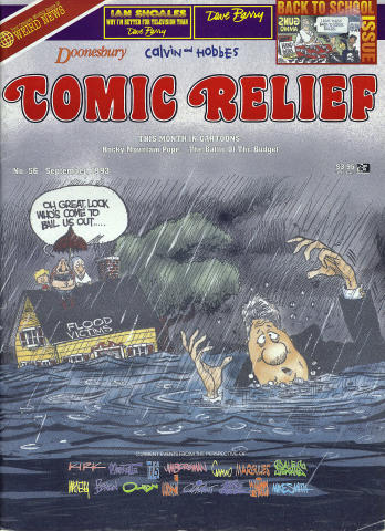 Comic Relief Vol. 5 No. 56