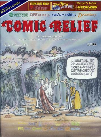 Comic Relief Vol. 5 No. 57
