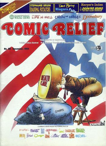 Comic Relief Vol. 5 No. 58