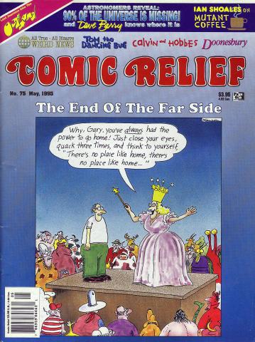 Comic Relief Vol. 7 No. 75