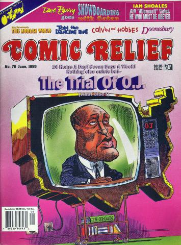 Comic Relief Vol. 5 No. 76