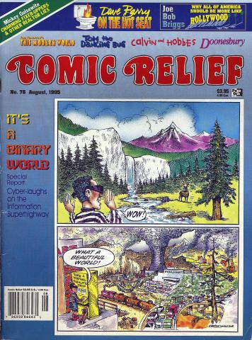 Comic Relief Vol. 78 No. 21