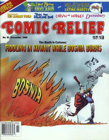 Comic Relief Vol. 7 No. 81