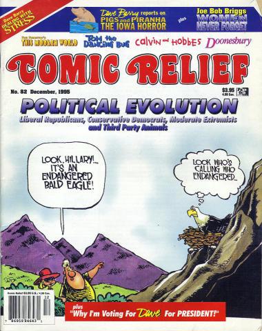 Comic Relief Vol. 7 No. 82
