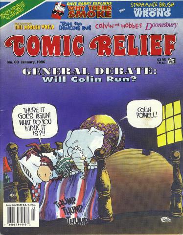 Comic Relief Vol. 8 No. 83