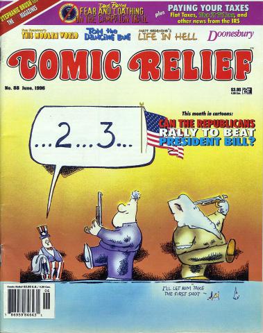 Comic Relief Vol. 8 No. 88