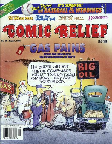 Comic Relief Vol. 8 No. 90