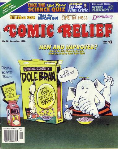 Comic Relief Vol. 8 No. 92