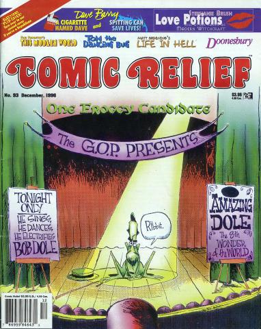 Comic Relief Vol. 8 No. 93