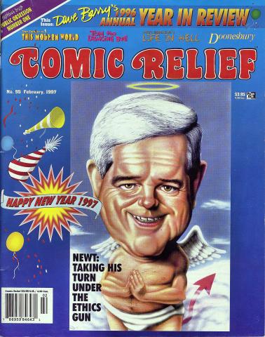 Comic Relief Vol. 9 No. 95