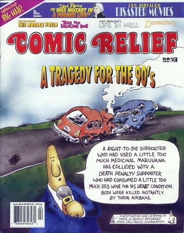 Comic Relief Vol. 9 No. 97