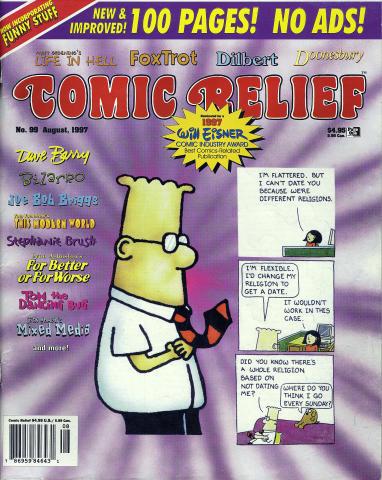 Comic Relief Vol. 9 No. 99
