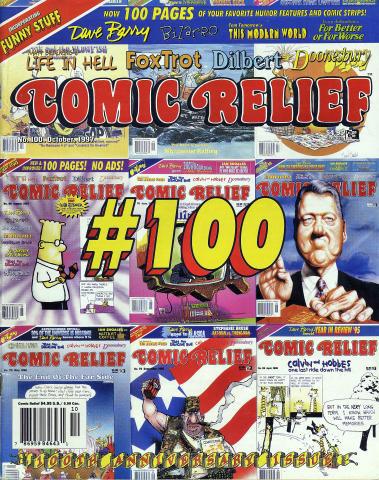 Comic Relief Vol. 9 No. 100