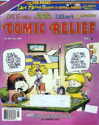 Comic Relief Vol. 10 No. 103