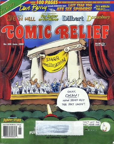Comic Relief Vol. 10 No. 104