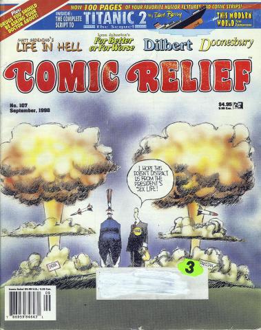 Comic Relief Vol. 10 No. 107
