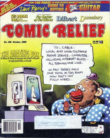 Comic Relief Vol. 10 No. 108