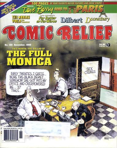 Comic Relief Vol. 10 No. 109