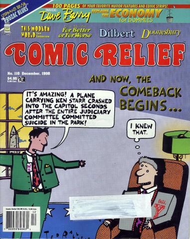 Comic Relief Vol. 10 No. 110