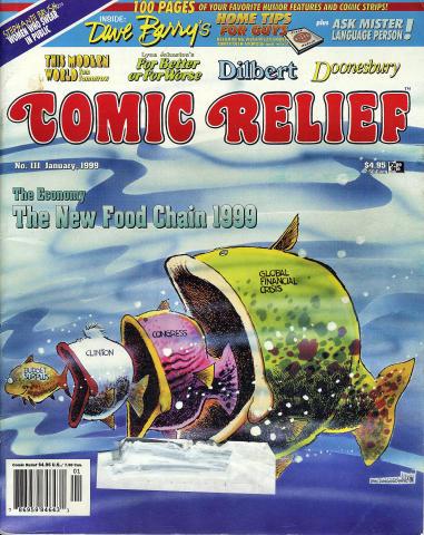 Comic Relief Vol. 11 No. 111