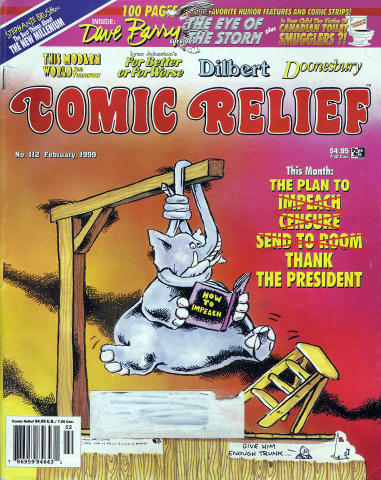 Comic Relief Vol. 11 No. 112