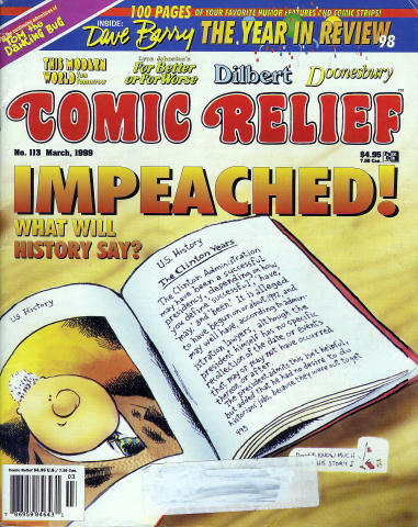 Comic Relief Vol. 11 No. 113