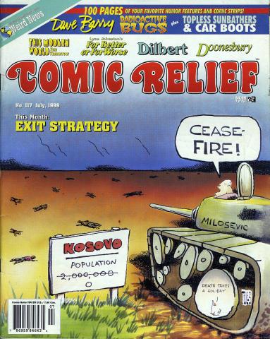 Comic Relief Vol. 11 No. 117