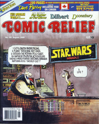 Comic Relief Vol. 11 No. 118