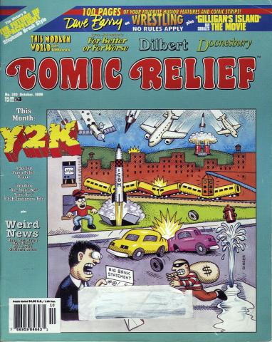Comic Relief Vol. 11 No. 120
