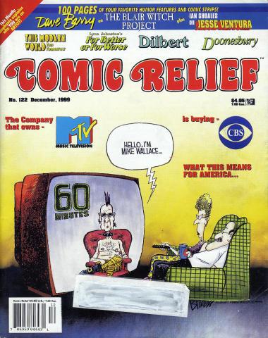 Comic Relief Vol. 11 No. 122