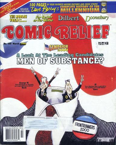 Comic Relief Vol. 12 No. 125