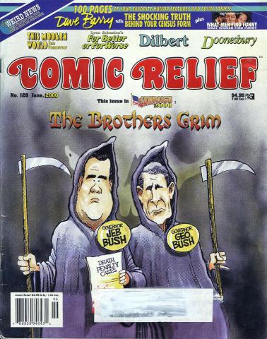 Comic Relief Vol. 12 No. 128