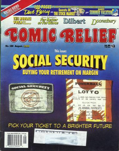 Comic Relief Vol. 12 No. 130