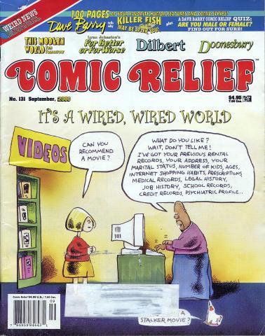 Comic Relief Vol. 12 No. 131