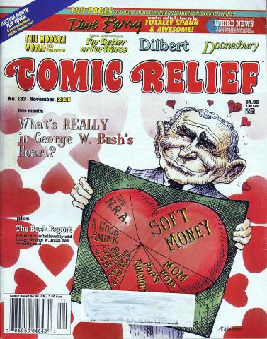 Comic Relief Vol. 12 No. 133