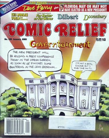 Comic Relief Vol. 12 No. 135