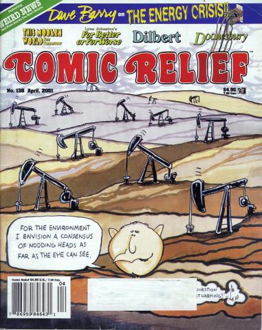 Comic Relief Vol. 13 No. 138