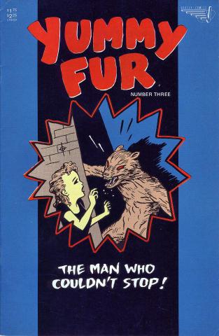 Vortex Comics: Yummy Fur #3