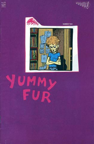 Vortex Comics: Yummy Fur #2