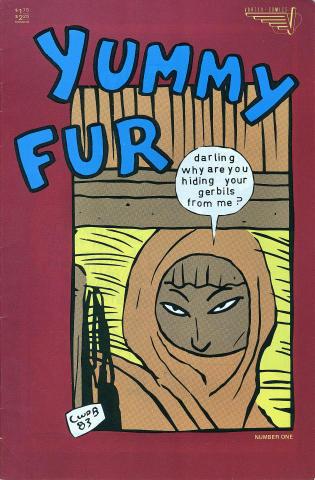 Vortex Comics: Yummy Fur #1