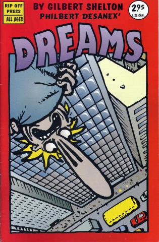 Rip Off Press: Dreams
