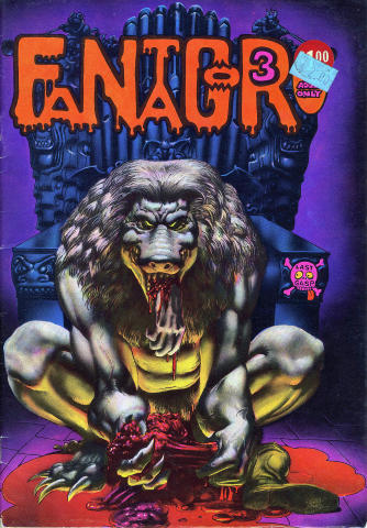 Last Gasp: Fantagor No. 3