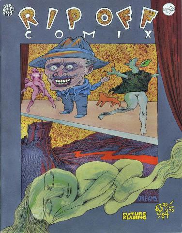 Rip Off Press: Rip Off Comix #28