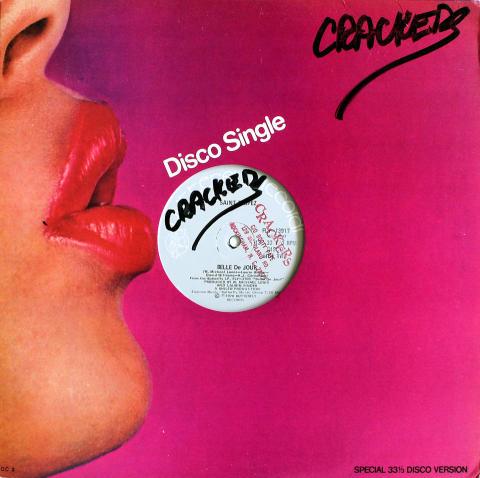 """Dave Jordan Vinyl 12"""""""